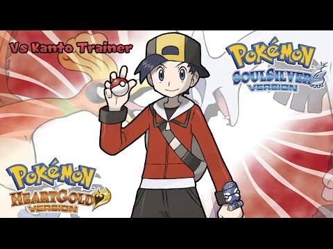 Pokemon HeartGold/SoulSilver - Battle! Kanto Trainer Music ...