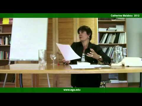 Catherine Malabou. Jacques Derrida's Critique of Foucault and Agamben. 2012