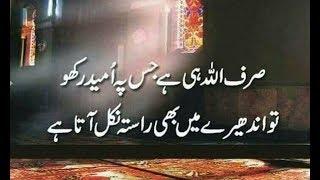 Best Islamic Quotes In Urdu | Laila Ayat Ahmad