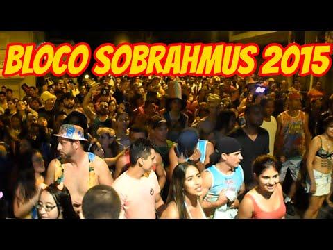 Carnaval de Nazaré Paulista 2015 - Bloco Sobrahmus