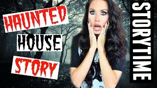 MY HAUNTED HOUSE STORY PART 2 | STORYTIME