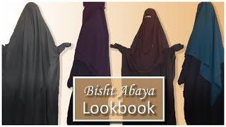 Bisht Abaya Lookbook | How I style modest bisht abaya
