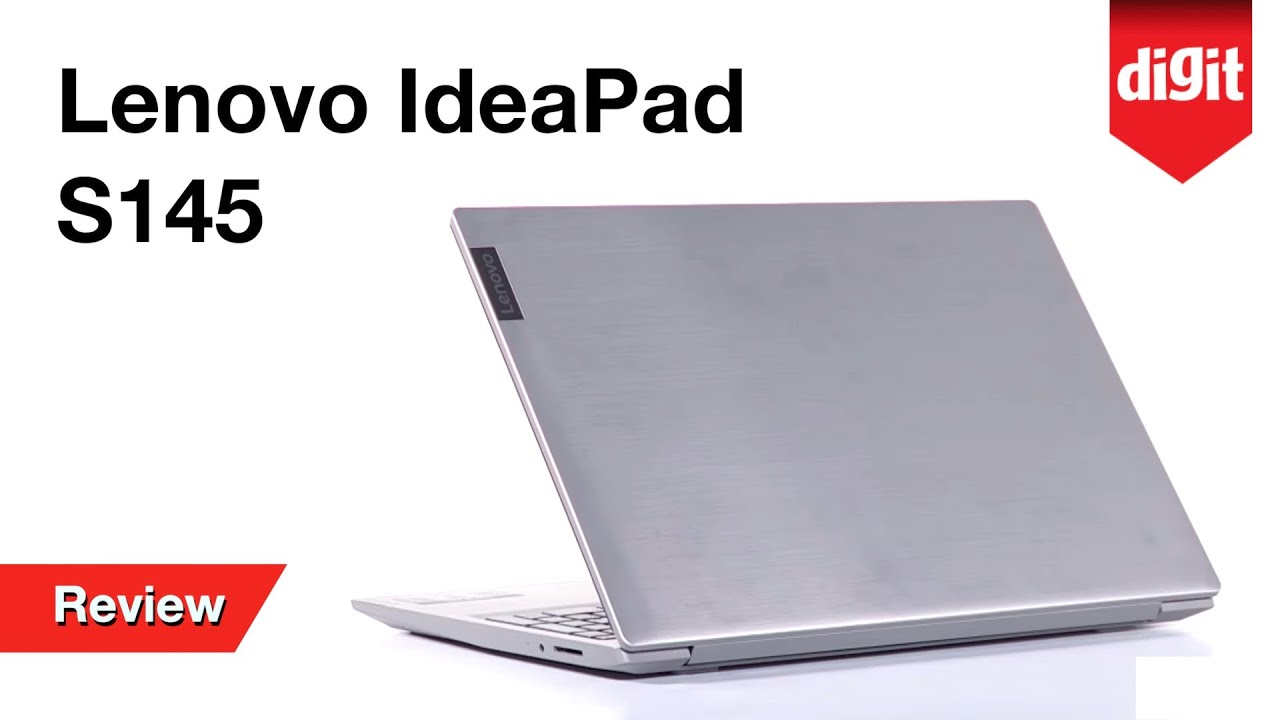 Tested Lenovo Ideapad S145 Review Youtube