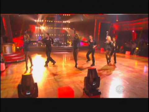 DWTS - Taio Cruz performs w/Louis, Chelsie, Kym, Tony, Dmitry, & Peta