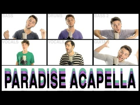 Coldplay - Paradise - A Capella Cover ft. JP Maurice and Ethan Caleb