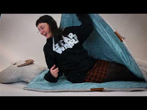 Star Wars - Tauntaun Sleeping Bag - Video