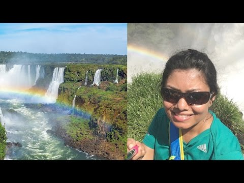 Iguazu Falls Brazil & Argentina | Heaven on Earth | Bhavna's Kitchen