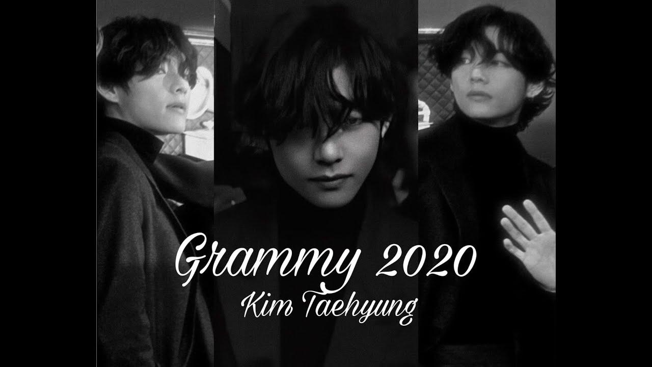 kim taehyung grammy 2020 elefante youtube kim taehyung grammy 2020 elefante