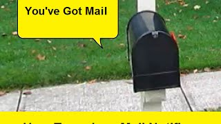 How To Make a Mail Notifier(Use this simple trick to check for mail in your mailbox without stopping the car., 2014-10-11T03:45:39.000Z)