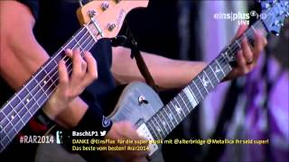 Alter Bridge - Metalingus Live (Rock am Ring 2014)