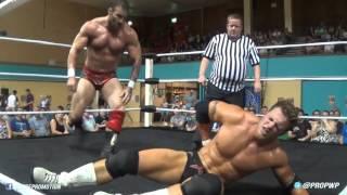 Former WWE star Chris Masters vs Devon Powerhouse Chris Andrews - PWP