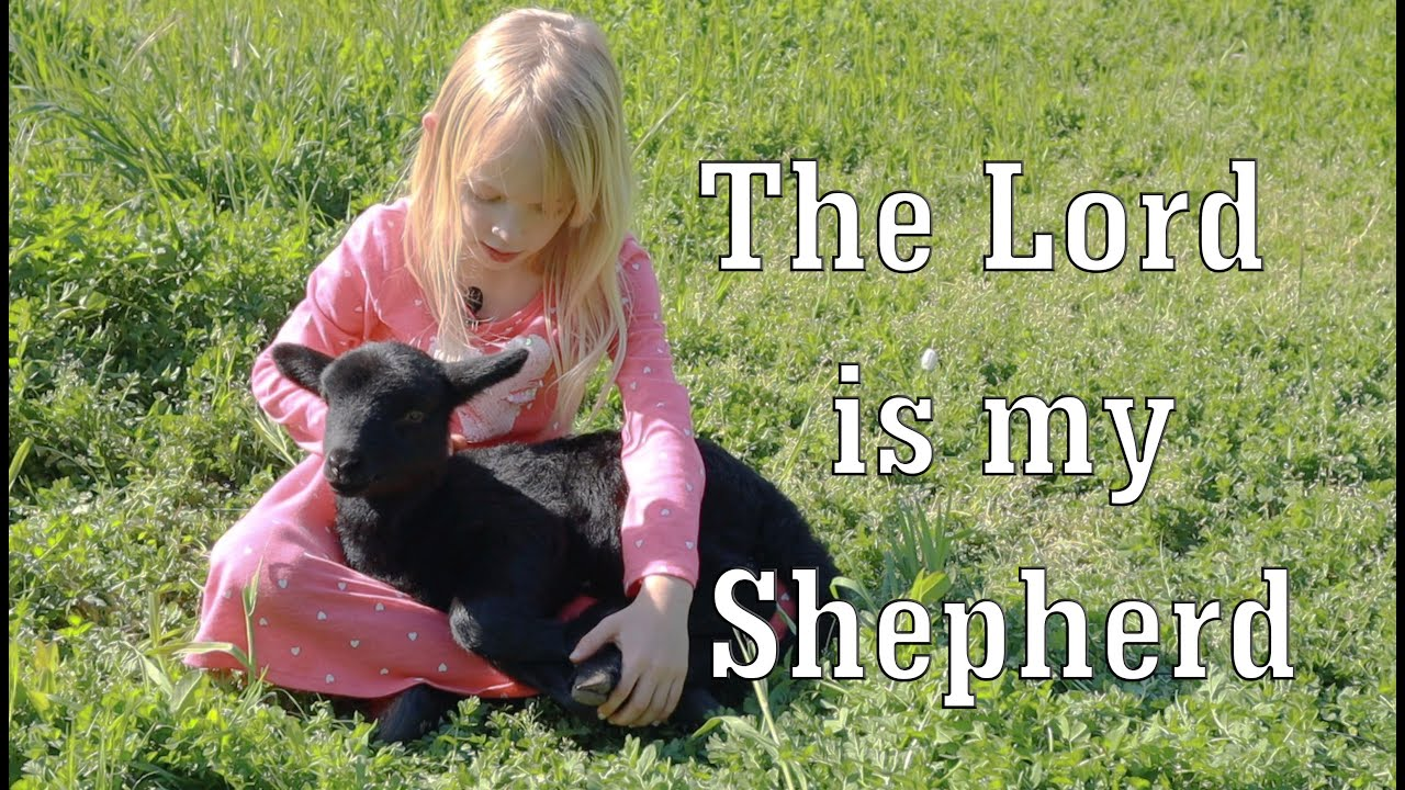The Lord Is My Shepherd   Psalm 23   SAVED HOME