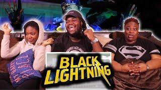Black Lightning Season 1 Episode 2 : FAMILY REACTION & DISCUSSION (Part.2)