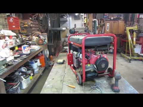yard sale generators will they run?