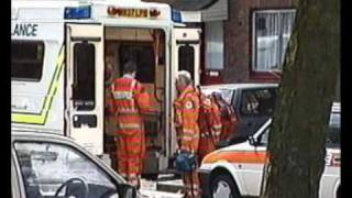 Air Ambulance Northolt  Incident 1995