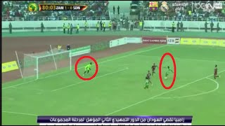 أهداف مباراة زامبيا والسودان 2-0 ( تصفيات مونديال روسيا 2018 ) 15-11-2015