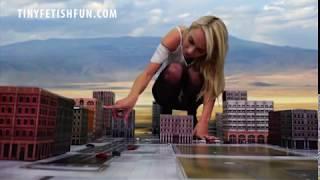 Giantess Chloe In The City