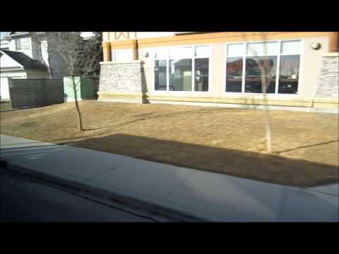 Exploring Calgary Transit Route 453 West Springs Youtube