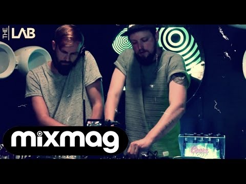 Adana Twins, Shir Khan & Doctor Dru DJ sets in The Lab LDN ( EXPLOITED RECORDS)