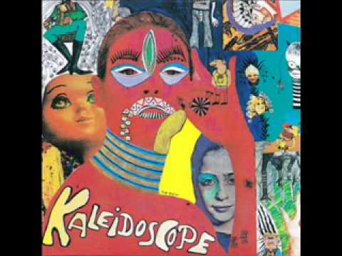 Kaleidoscope - Once Upon A Time There Was A World