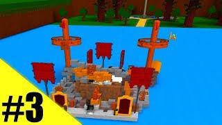 BAUEN BOOTE MIT FANS! - Baue ein Boot für Schatz Ep 3 - ROBLOX