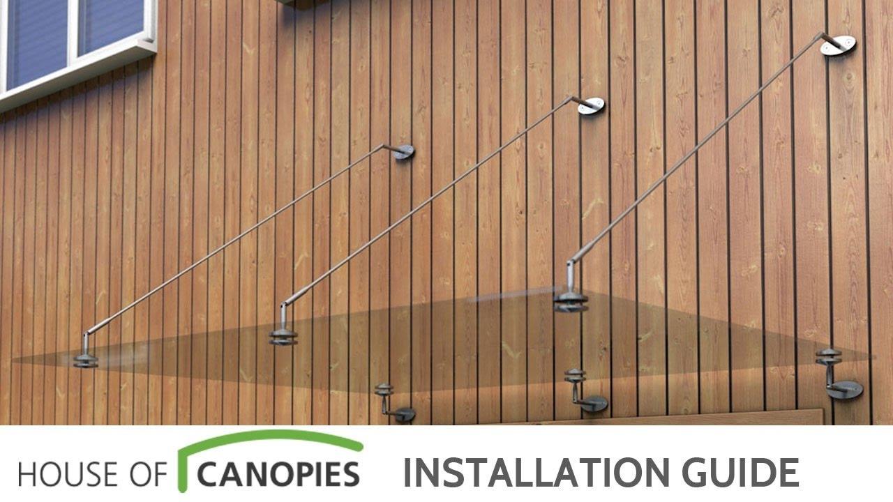 type p door canopy fitting