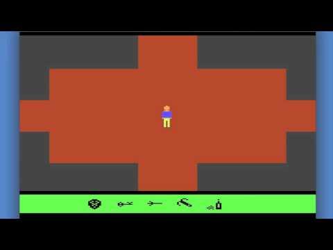 Atari Earthworld, First Six Clues