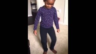 Little Girl Demonstrates Why Africans Don't Answer Phone Calls!!!!
