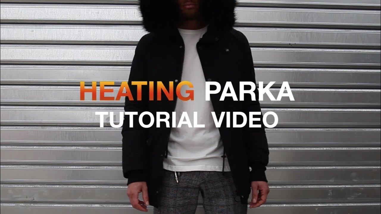 Tutorial - Heat Control Parka