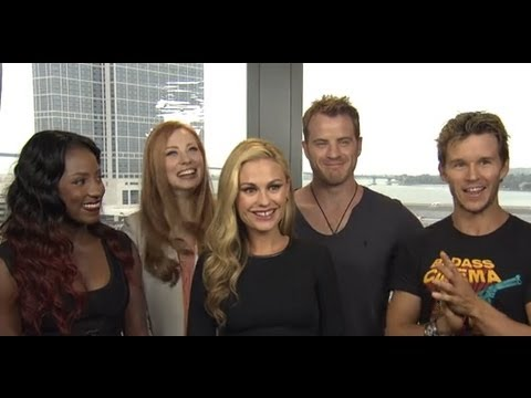 'True Blood' Cast Interview 2013