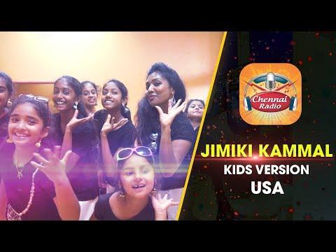 Jimikki Kammal Kids Version USA