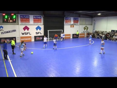 WSFL Grand Final - Stirling FC vs South Perth FC