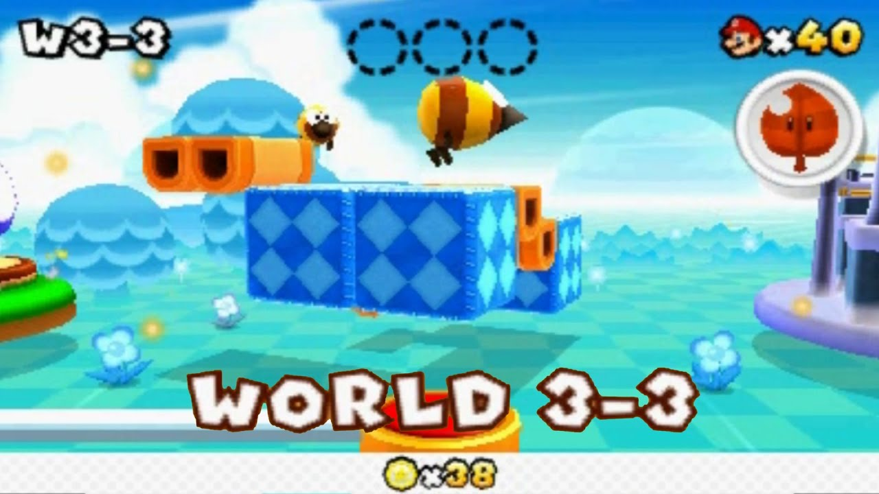 how to get crown world in super mario 3d land