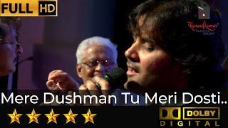 Mere Dushman Tu Meri Dosti - मेरे दुश्मन तू मेरी दोस्ती  from Aaye Din Bahar Ke (1966) by Javed Ali