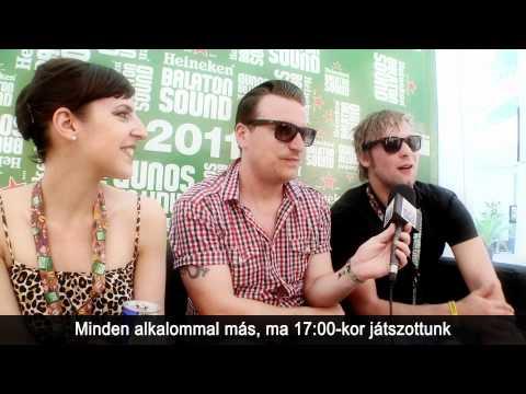 Parov Stelar @ Heineken Balaton Sound 2011
