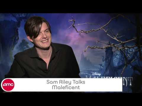 Sam Riley Talks MALEFICENT With AMC