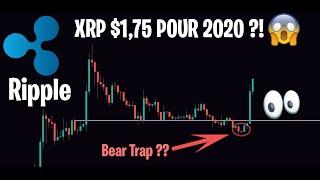 XRP TOP DÉPART DU BULL RUN ?! $1.75 POUR FIN 2020 ?!!  - Analyse Crypto Bitcoin ETH Altcoin - 13/02