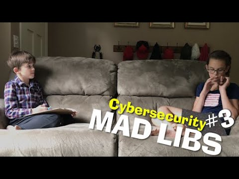 Cybersecurity Mad Libs #3