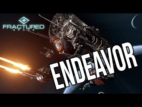 Fractured Space - NEW SHIP! - USR Endeavor
