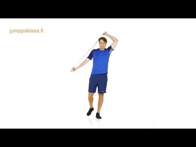 Kehitä kehonhallintaa keppijumpalla, osa 1