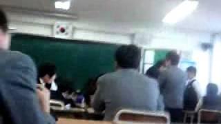 (한국)체벌 동영상1 (Korea) corporal punishment