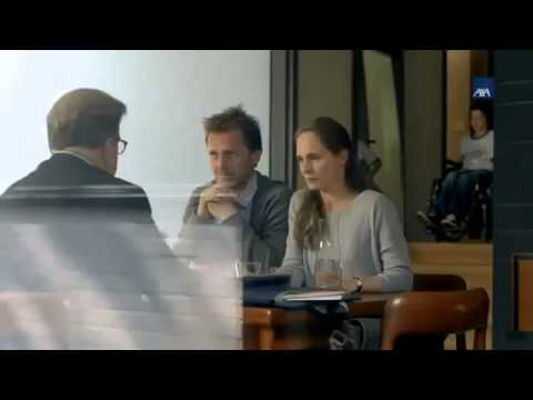 Accompagnement Axa Insurance TV Commercial Ad   YouTube 4