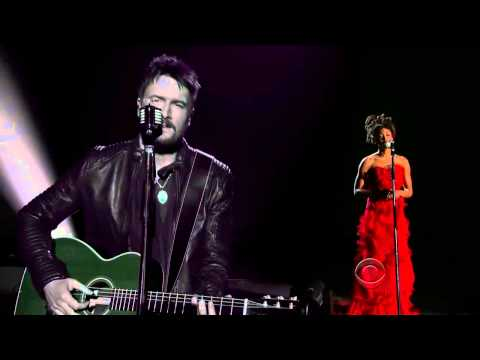 Eric Church  Like Jesus Does   feat Valerie June at the 48th ACM Awards 2013