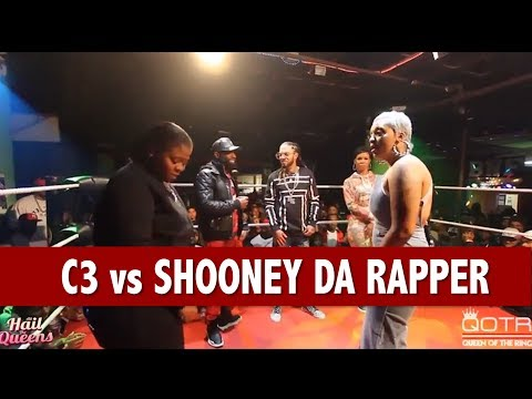 SHOONEY DA RAPPER vs C3 QOTR presented by BABS BUNNY & VAGUE (FULL BATTLE)