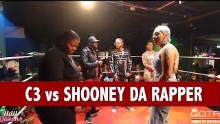 SHOONEY DA RAPPER vs C3 QOTR presented by BABS BUNNY & VAGUE (FULL BATTLE)