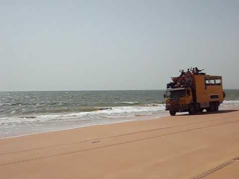 Adventure Travel Africa Includes Mauritania Beach Run