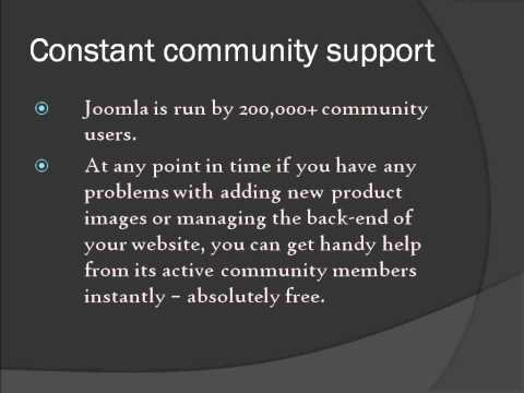 5 reasons to choose Joomla web development for your Ecommerce site - Joomla Web Development