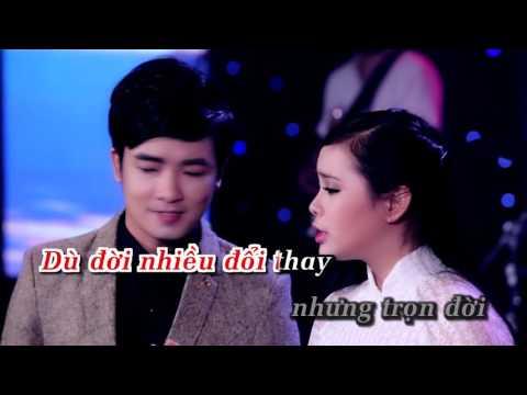 [Karaoke] LK Tình Nghèo Có Nhau & Ước Mộng Đôi Ta - Thiên Quang ft Quỳnh Trang