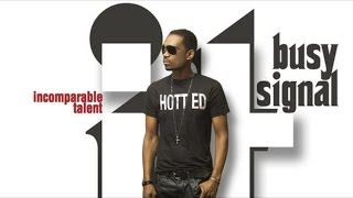 Busy Signal - Lord Help Wi [S5 Riddim] April 2014