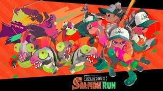 Splatoon 2 - Salmon Run (22/04/2019)